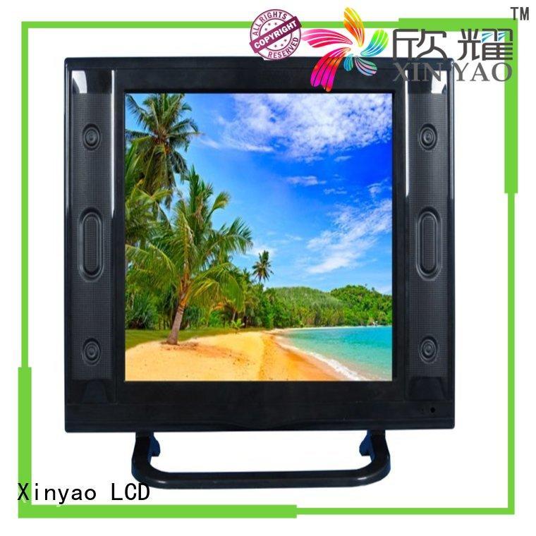 Xinyao LCD Brand led vag 15 inch lcd tv monitor