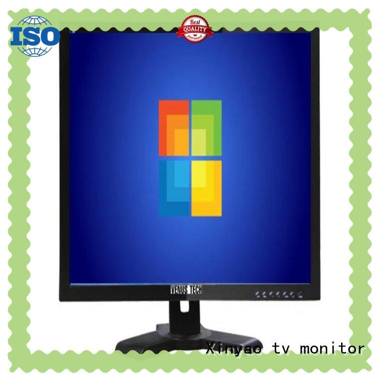 Xinyao LCD funky 17 inch lcd monitor price best price for tv screen