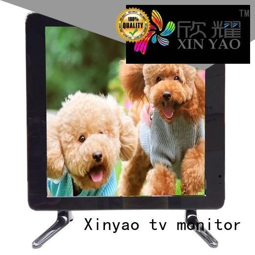 hd lcd 12v 17 inch flat screen tv Xinyao LCD Brand