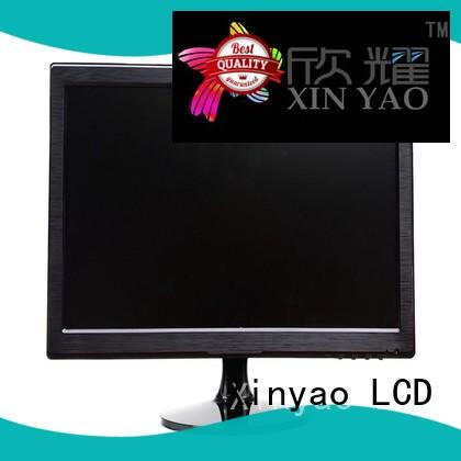 Xinyao LCD hot brand 19 inch computer monitor new panel for tv screen