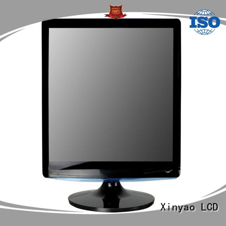 Xinyao LCD funky 17 inch tft lcd monitor best price for tv screen