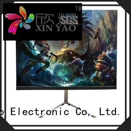 lcd sale inputer vga Xinyao LCD Brand 21.5 inch monitor supplier