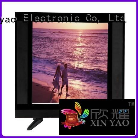 Custom digital eled 15 inch lcd tv Xinyao LCD smart
