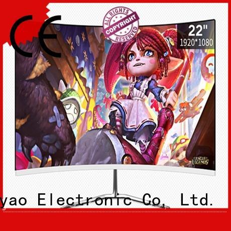 Xinyao LCD slim boarder 21.5 inch monitor modern design for tv screen