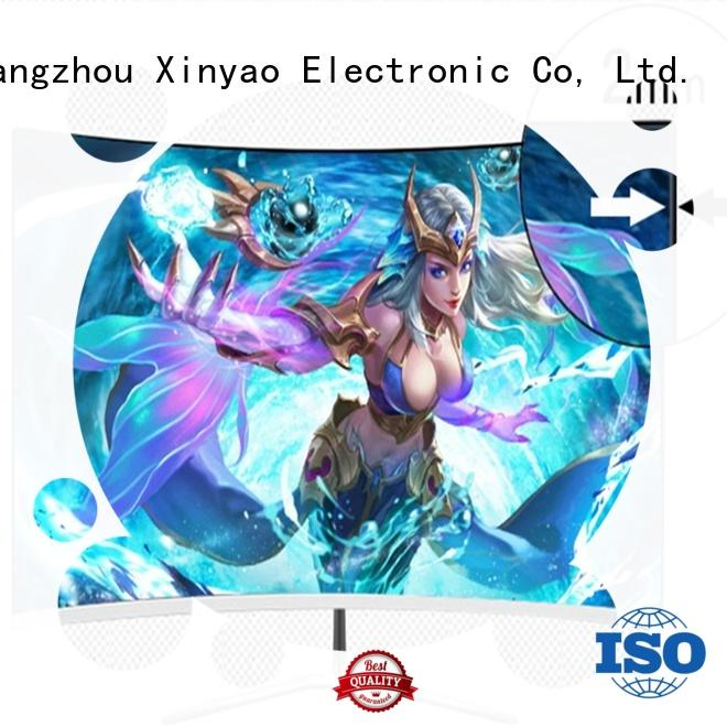 slim body best 24 inch led monitor oem service for lcd screen Xinyao LCD