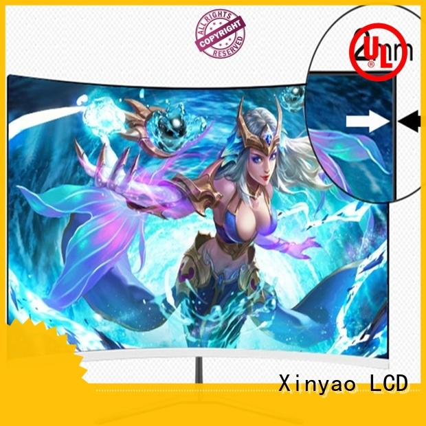 Xinyao LCD gaming 24 inch hd monitor oem service for tv screen
