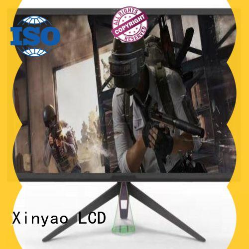 Xinyao LCD custom gaming monitor bulk supply customization