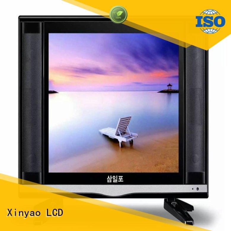 Xinyao LCD 17 inch lcd tv fashion design for lcd screen