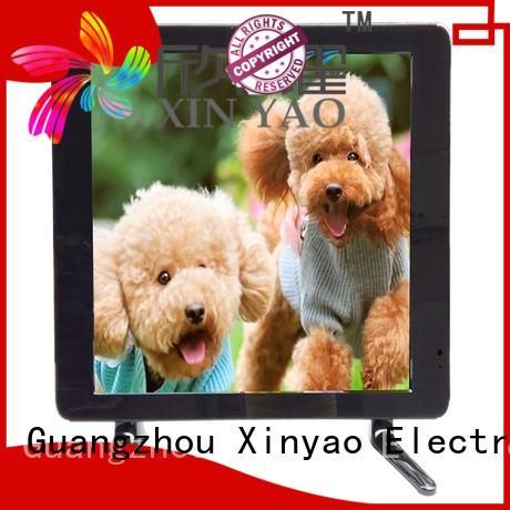 vga hdmi 17 inch hd tv Xinyao LCD Brand