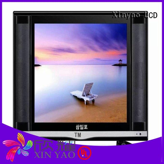 Xinyao LCD Brand 1924 solar lcdled 17 inch hd tv star