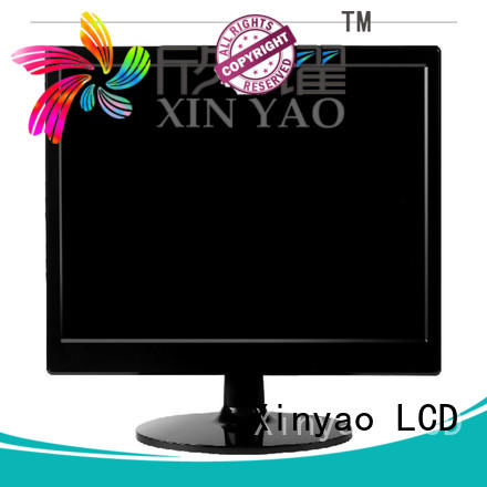 low price 18.5 monitor with laptop panel for lcd tv screen
