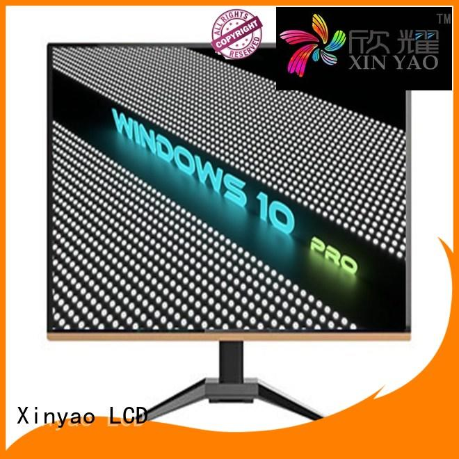 Xinyao LCD Brand wide low panel tft 18 inch monitor