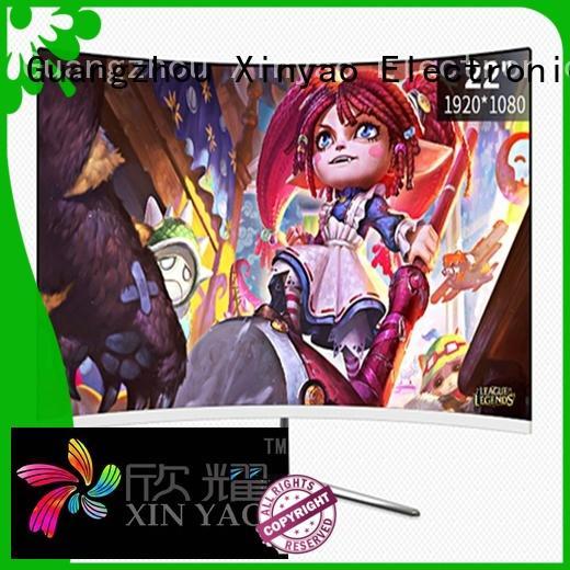 Xinyao LCD portable 21.5 led monitor vga for tv screen