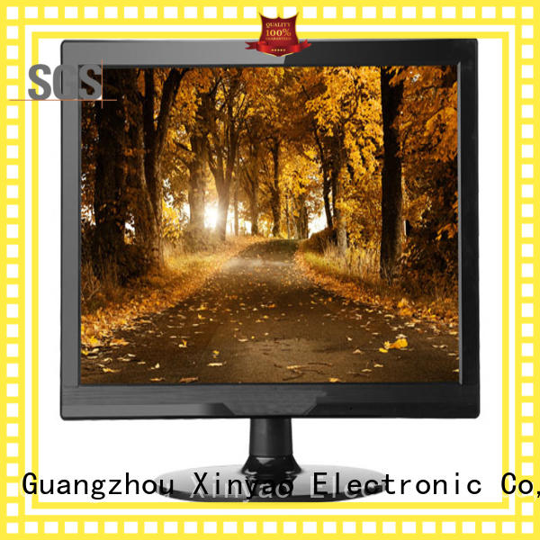 Xinyao LCD a grade 15 inch computer monitor with hdmi vega output for lcd screen
