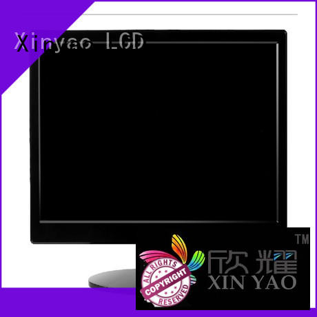 Xinyao LCD 18 inch computer monitor with slim led backlight for lcd screen