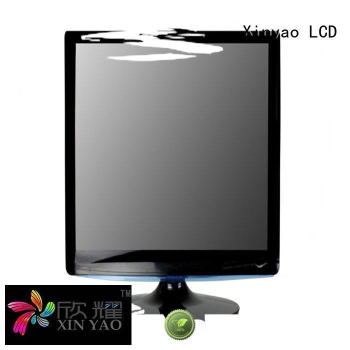 Xinyao LCD Brand thin monitor 19 inch tft lcd monitor led supplier