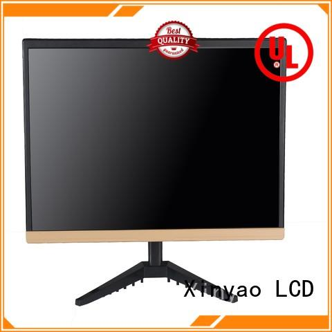 Xinyao LCD slim boarder 21.5 led monitor modern design for lcd tv screen