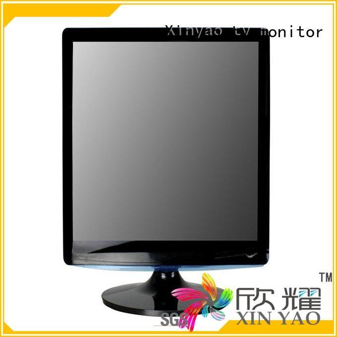 desktop Custom mounted 17 monitor lcd 17 Xinyao LCD all