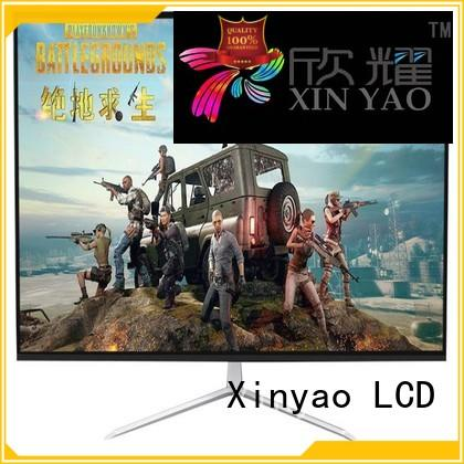 Xinyao LCD gaming monitor sale bulk supply customization