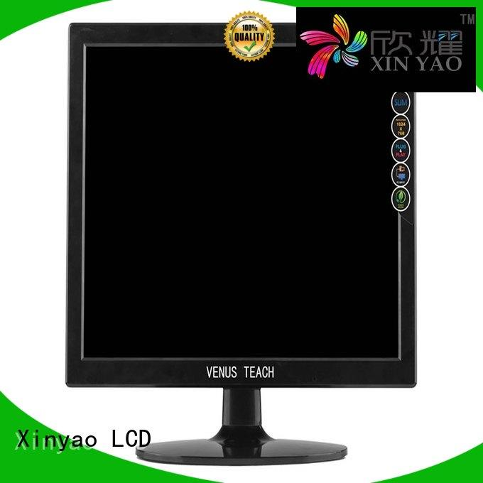 professional design 15 inch lcd monitor with hdmi output for lcd screen
