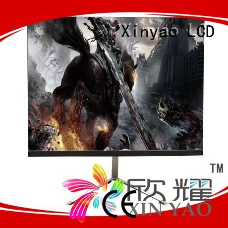 Custom price 236 24 inch led monitor Xinyao LCD lcd
