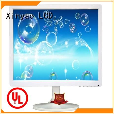 Xinyao LCD 18 inch led monitor with slim led backlight for lcd screen