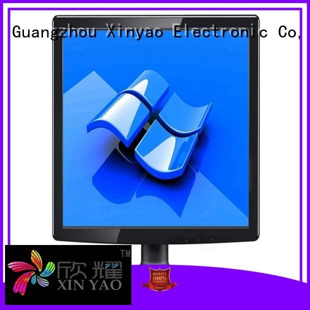 Xinyao LCD Brand dvi monitor input 19 lcd monitor