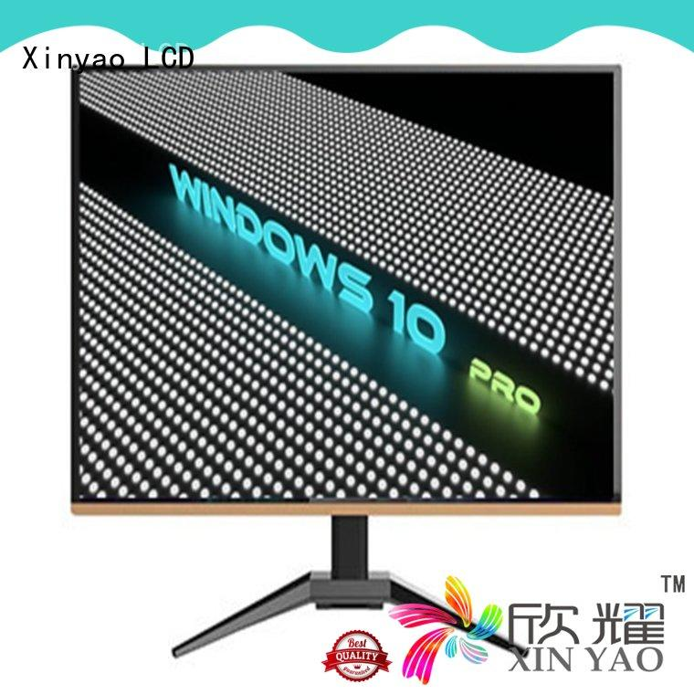 slim 18.5 inch monitor laptop for lcd tv screen Xinyao LCD