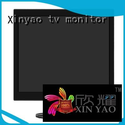 Xinyao LCD new arrival 15 flat screen monitor with hdmi vega output for lcd screen
