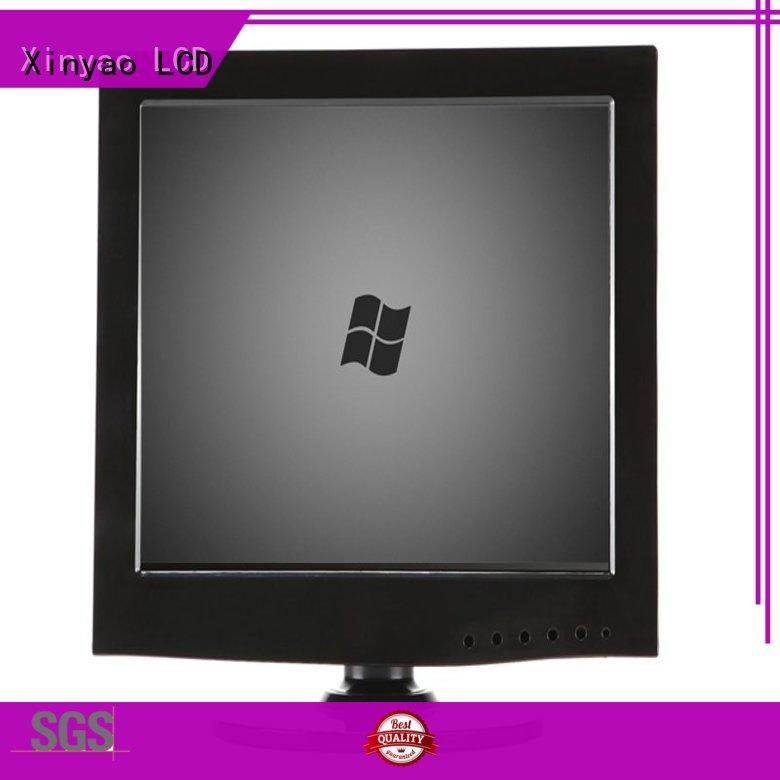 Xinyao LCD 15 lcd monitor with hdmi output for lcd tv screen