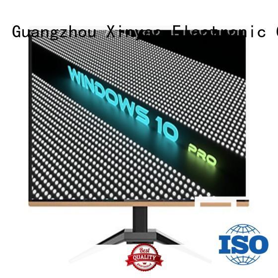 Xinyao LCD ips screen 19 widescreen monitor front speaker for tv screen