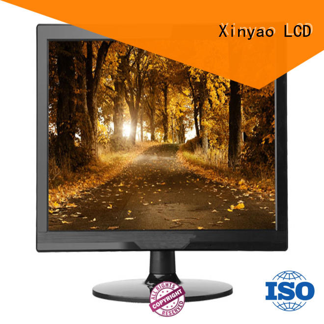 Xinyao LCD 15 flat screen monitor with hdmi vega output for lcd screen