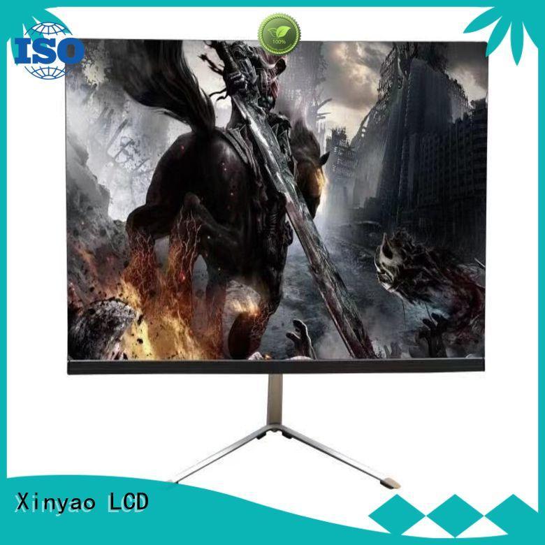Xinyao LCD 24 inch hd monitor manufacturer for tv screen