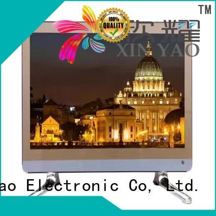 oem glass dvbt2 Xinyao LCD Brand 22 hd tv factory