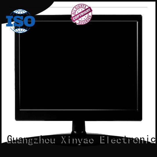 19 inch full hd monitor front speaker for lcd tv screen Xinyao LCD