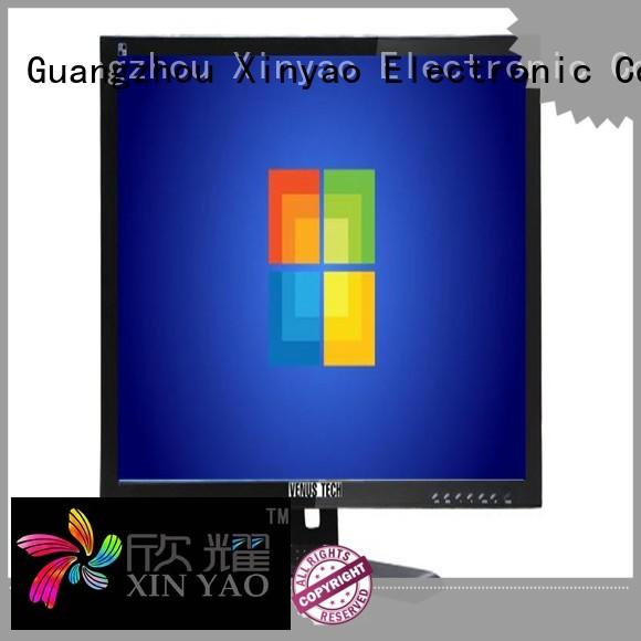 Xinyao LCD 17 inch lcd monitor best price for lcd tv screen
