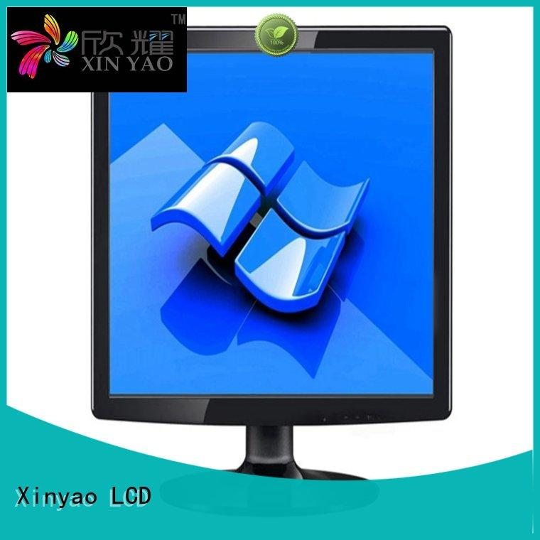 Xinyao LCD tv hardware 19 inch computer monitor gaming monitor for tv screen