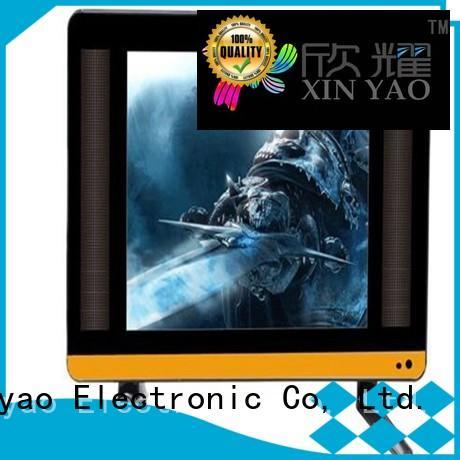Xinyao LCD Brand sat 15 17 inch flat screen tv lcd factory
