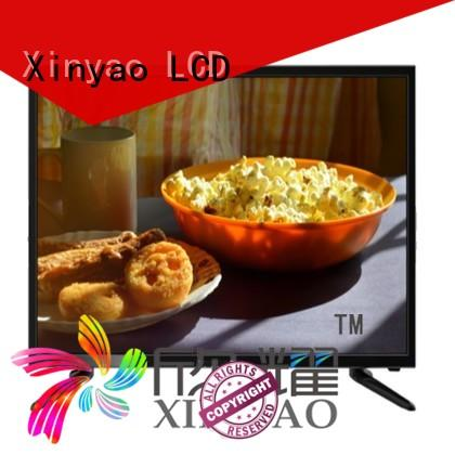 Xinyao LCD slim design 24 led tv 1080p on sale for lcd screen