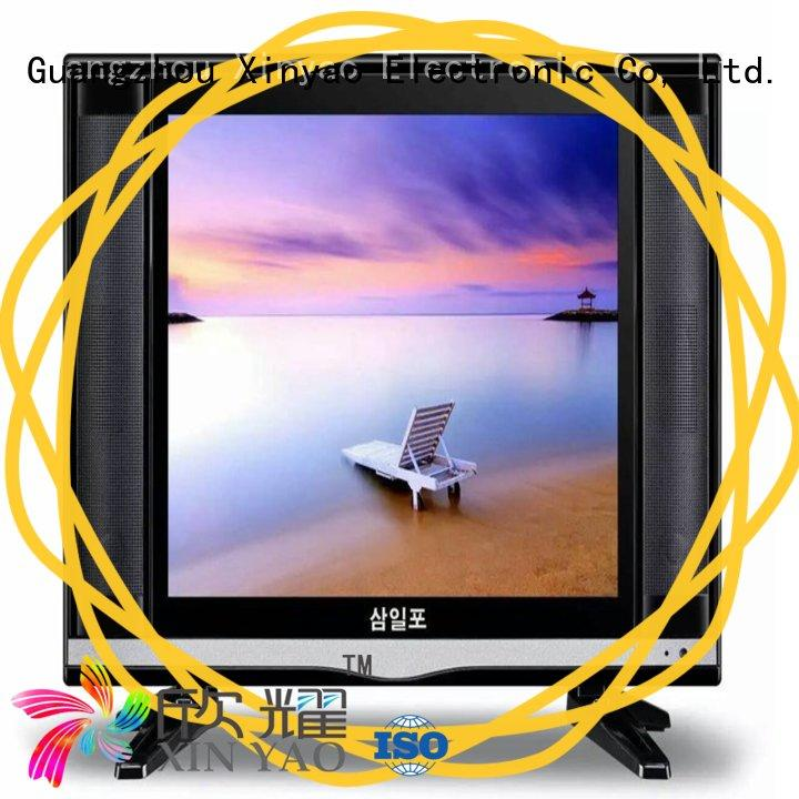 Xinyao LCD funky 17 inch lcd tv monitor sat for lcd tv screen