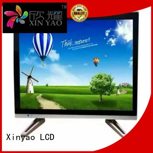Hot hand 19 inch lcd tv for sale dled Xinyao LCD Brand