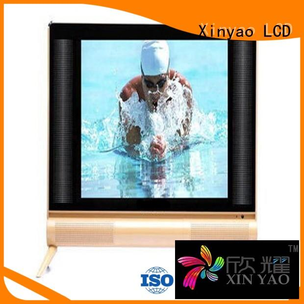 Xinyao LCD Brand smart fashion custom 15 inch lcd tv monitor