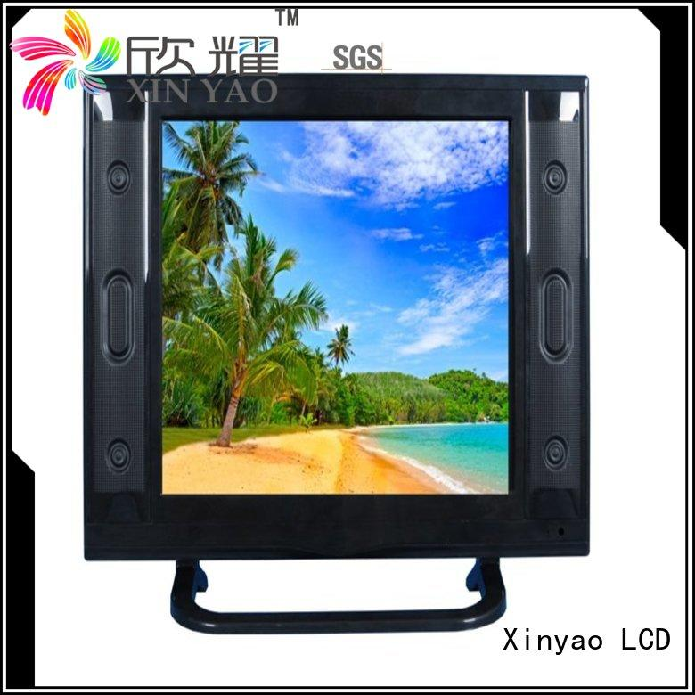 15 inch lcd tv monitor universal 1080p digital Warranty Xinyao LCD