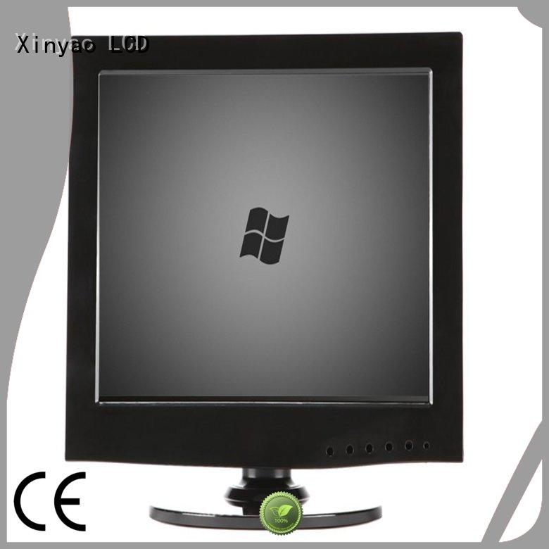 professional design monitor 15 lcd with hdmi output for tv screen