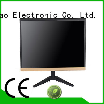 curve screen 21.5 inch led monitor modern design for lcd screen