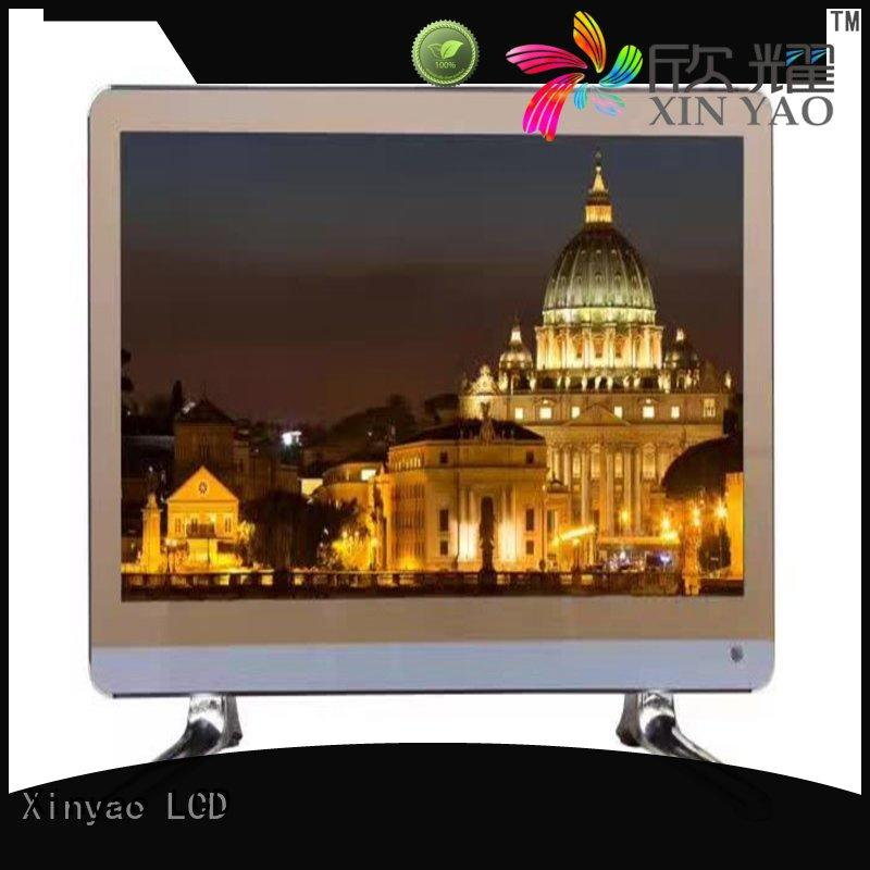double glasses 22 inch tv 1080p with dvb-t2 for lcd screen