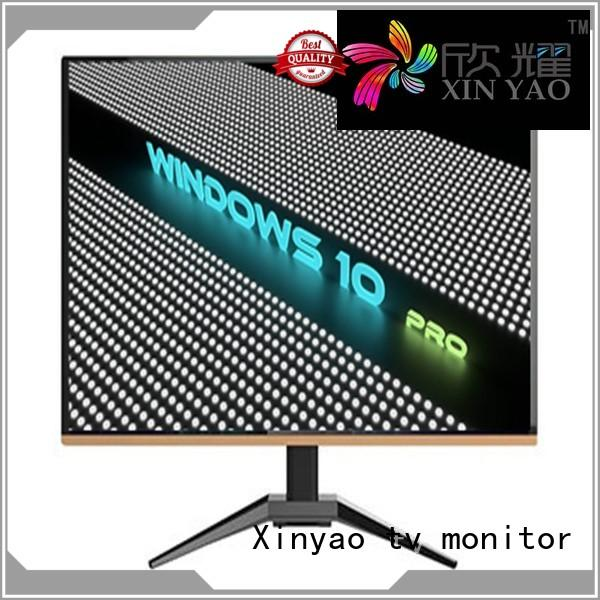 low price 18.5 monitor with slim led backlight for tv screen
