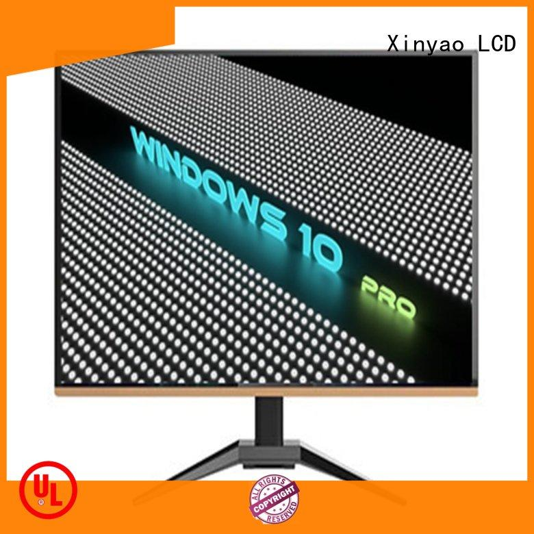 Xinyao LCD monitor 18.5 inch price with laptop panel for tv screen