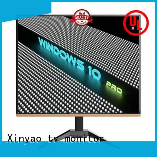 Xinyao LCD ips screen 19 inch full hd monitor front speaker for tv screen