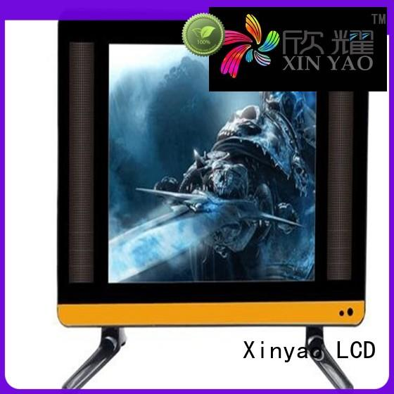 Xinyao LCD 17 inch tv price fashion design for lcd screen